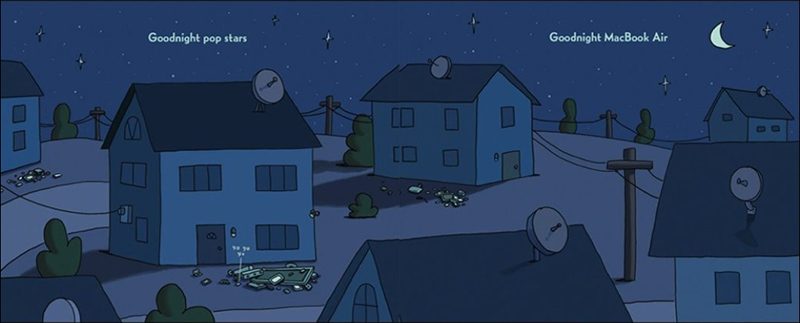 Goodnight iPad, A Parody of the Children's Book Goodnight Moon