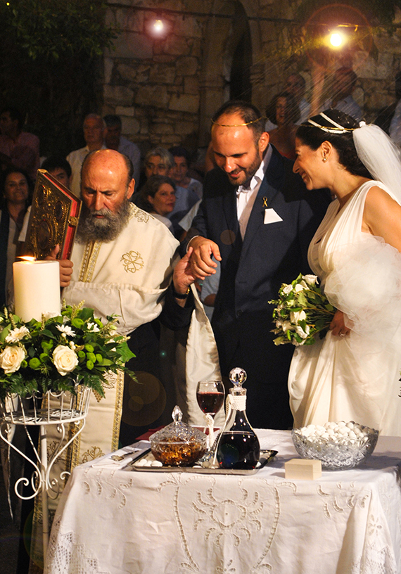My Paradissi traditional cretan wedding ©Eleni Psyllaki