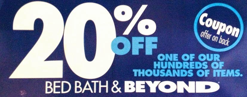 bed bath and beyond coupons 2016