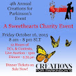Sweethearts 4th Annual Creations for Parkinson's Event!