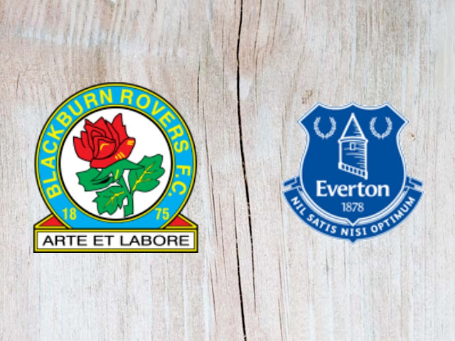 Blackburn Rovers vs Everton  - Highlights - 26 July 2018