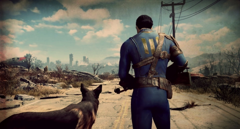 Gamingeneration Fallout 4 Wallpapers