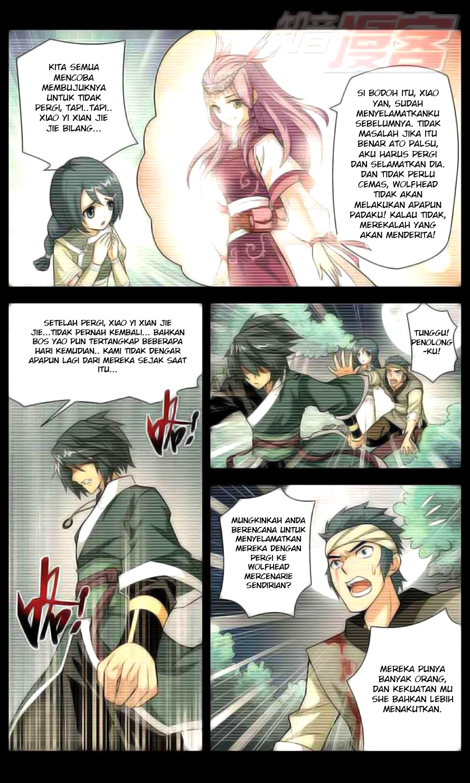 Battle Through the Heavens Chapter 31-45