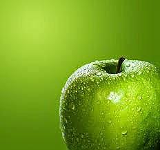 Aceite esencial de Manzana Verde