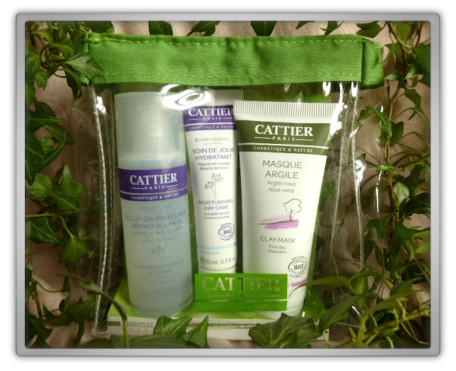 Cattier Paris Beauty travelset
