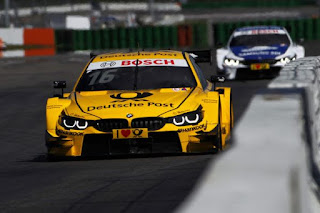 Start de sezon DTM 2016 pe Hockenheimring