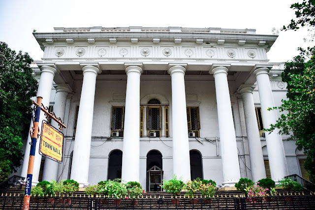 Town Hall Kolkata @DoiBedouin