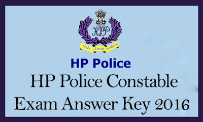 hp police ans key 2016