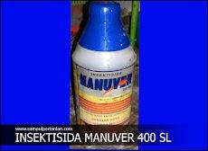 INSEKTISIDA MANUVER 400 SL Bahan aktif DIMEHIPO
