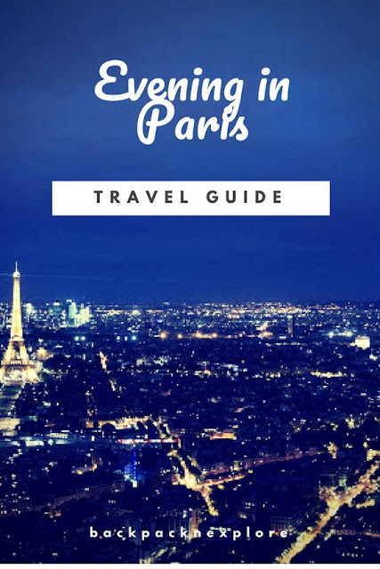 Discover the best of Paris in the evening.Read to decide what to do to make your short layover in the world's most visited city a perfect evening in Paris. #BestOf #Paris #EveningInParis #Travel