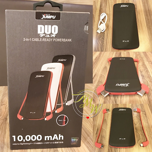 a photo of JUMPU DUO Power Banks