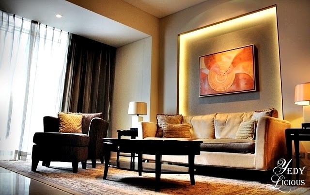 One Bedroom Deluxe at Oakwood Manila, Ortigas Pasig City