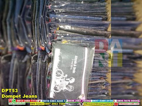 jual Dompet Jeans