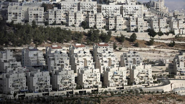 Palestina acusa a Israel de 'robo de tierras' con ayuda de EEUU