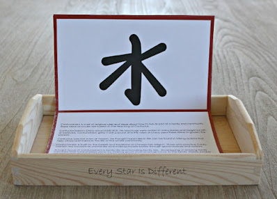 Chinese New Year Belief Picture and Description Cards
