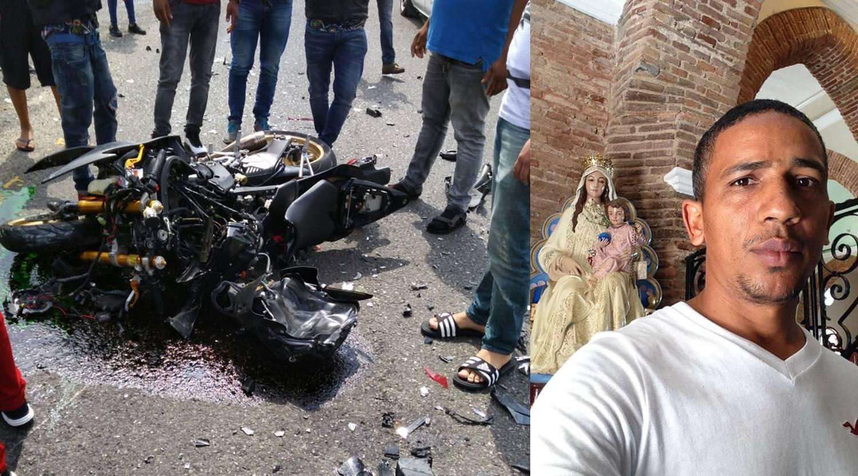APARATOSO ACCIDENTE DEJA JOVEN VALIOSO DE NAVARRETE MUERTO.