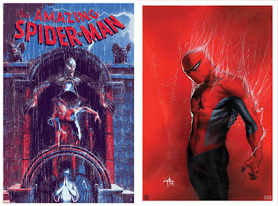 Spider-Man Giclee Fine Art Prints by Chris Skinner, Gabriele Dell'Otto & Grey Matter Art