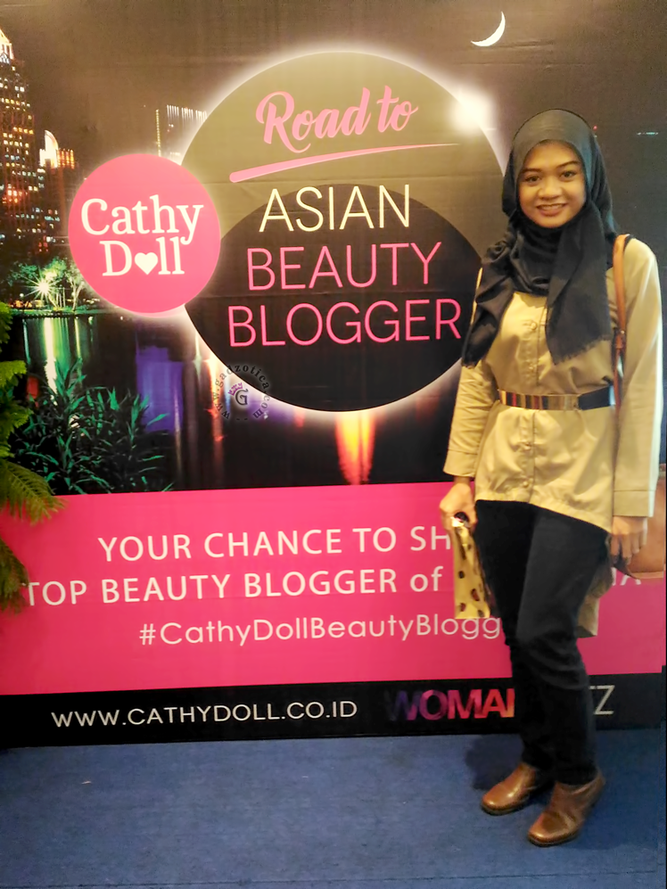 Cathy Doll Beauty Blogger Meet And Greet Surabaya