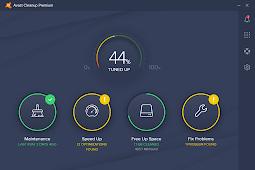 Avast Cleanup Premium Tool