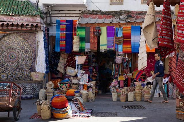 Rabat, no Marrocos: um belo passeio entre Casablanca, Meknès e Fèz