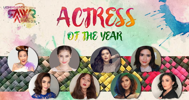 actress of the year