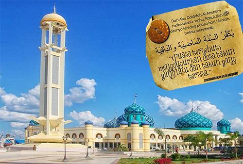 Lafadz Niat Puasa Sebelum Idul Adha 10 Hari Pertama Dzulhijjah