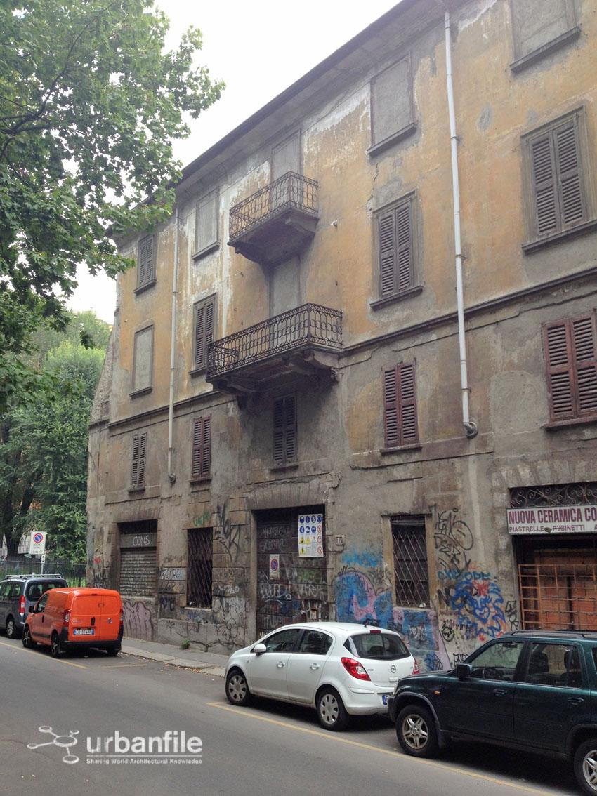 Il Mistero In Conca Del Naviglio Urbanfile Blog