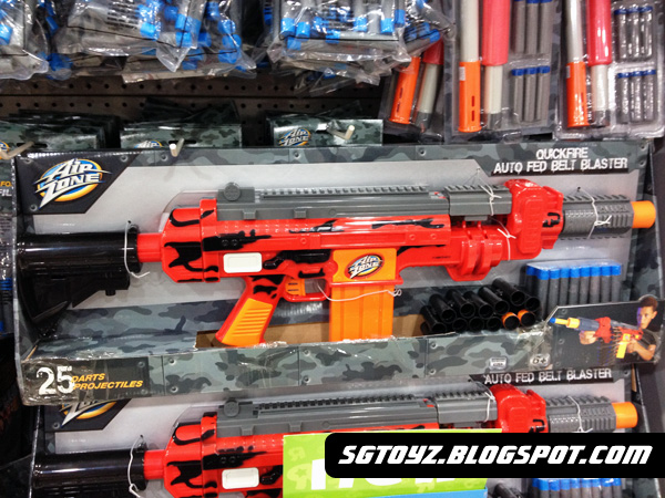 SG Toyz Even more New Air Zone Blasters in Singapore!