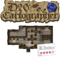 Frugal GM Review: D20 Cartographer's Sample Tavern