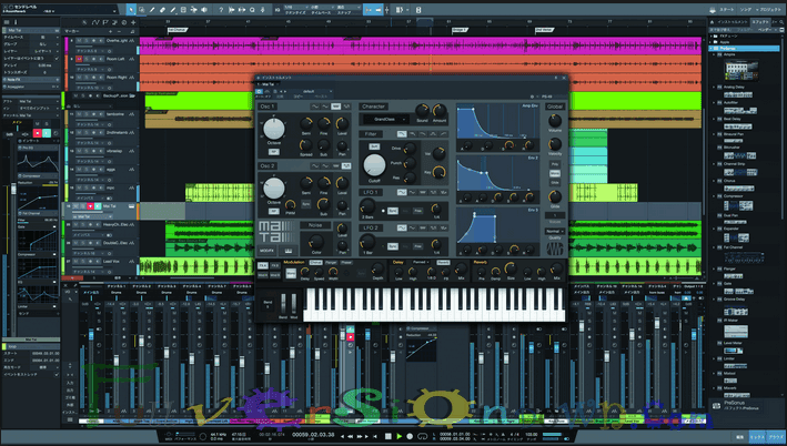 Presonus Studio One Professional Full Version