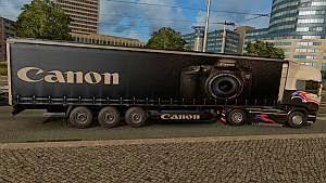 Canon trailer mod