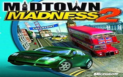 Midtown Madness 2 (Demo) - Jeu de Course de Voitures sur PC