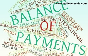 Balance of Payments - Important Details for IBPS PO, IBPS CLERK, INSURANCE EXAMS, RRB OFFICER SCALE 1, RRB ASSISTANT, SBI PO, SBI CLERK