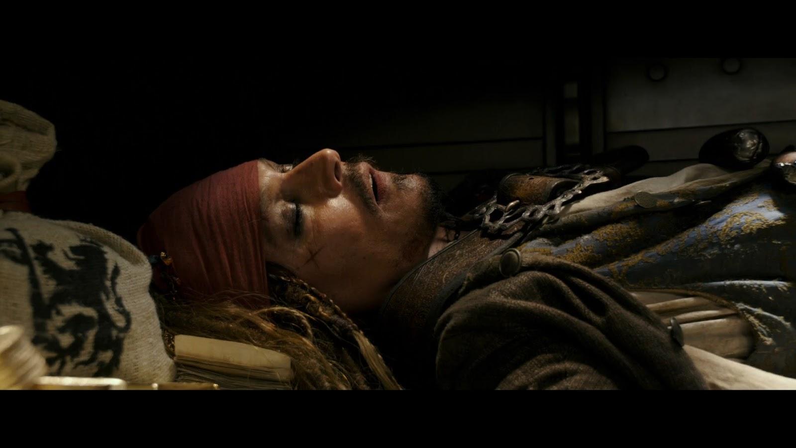 Piratas del Caribe 5: La venganza de Salazar (2017) Full HD 1080p Español Latino - Castellano - Ingles Captura 2