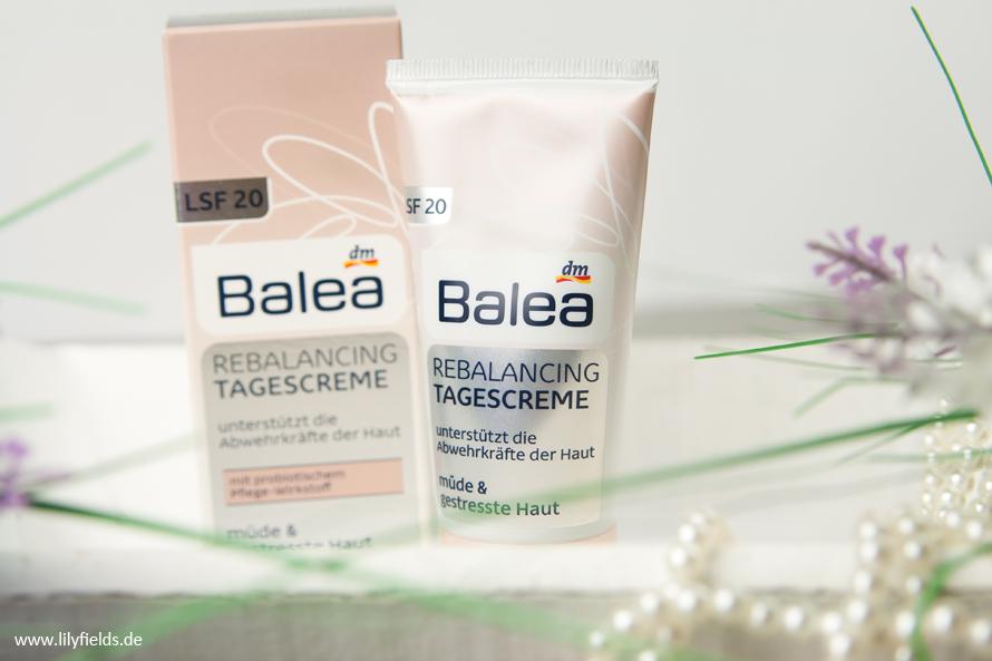 Balea - Rebalancing Tagescreme