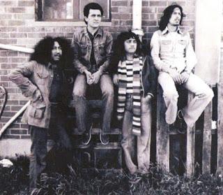 Left to right Steve, Hori, Heidi, Angel