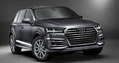 Audi Q7 2018 Review, Specs, Price