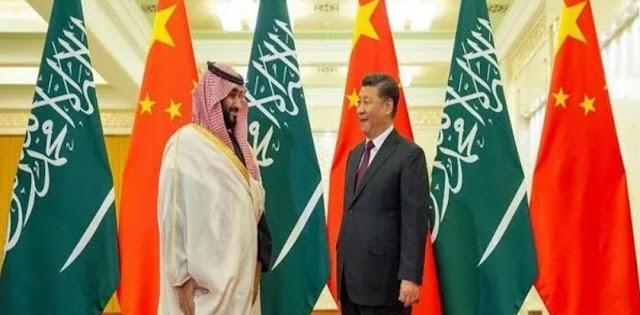 Arab Saudi Masukkan Bahasa China dalam Kurikulum Pendidikan, di Indonesia ada Sebagian Kelompok Menganggap Cina Hantu yang Menakutkan