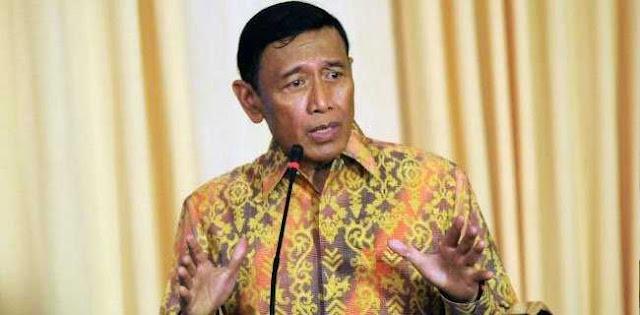 Wiranto: Ancaman Negara Kita Saat Ini Tidak Terlihat, Tapi Masif, Yakni Cyber Attack