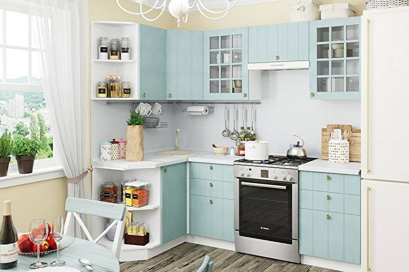 Best 40 Modular kitchen cabinets for small kitchen designs 2019