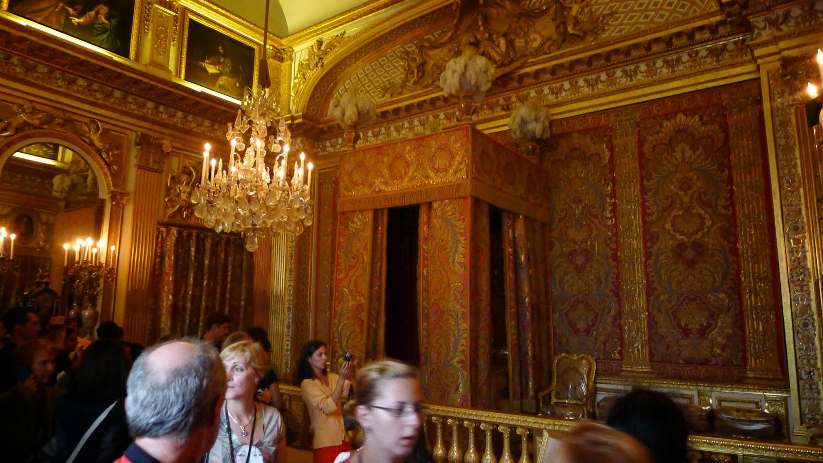 Versailles King's Chamber