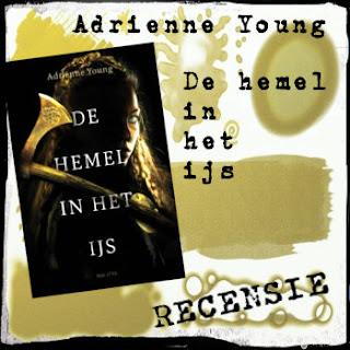 Adrienne Young, De hemel in het ijs, Unieboek|Het Spectrum