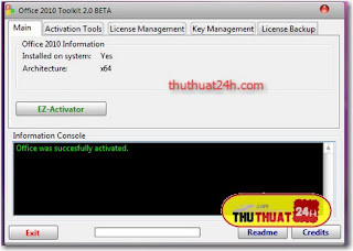 6 2010 and ez office activator download toolkit 2.1