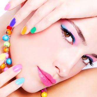 colorful, beauty, makeup, nails, nail polish, nail art, nail colors, makeup looks, makeup ideas, makeup inspo,