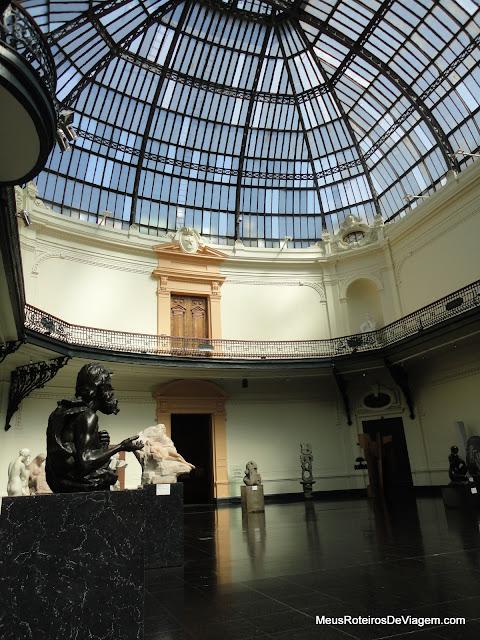 Museu Nacional de Bellas Artes - Santiago, Chile