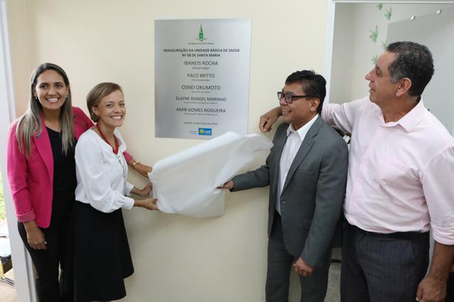interna 4 - UBS 8 é inaugurada em Santa Maria