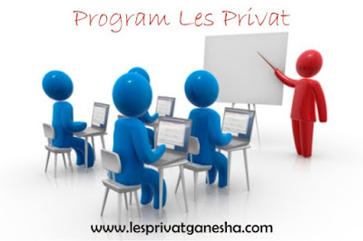Program Les Privat Ke Rumah Untuk Anak