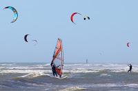 kitesurfing nauka