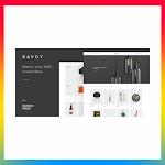 Savoy v1.9.2 - Minimalist AJAX WooCommerce Wordpress Theme