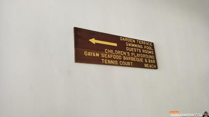Aktiviti Swiss Garden Beach Resort, Lumut, Perak